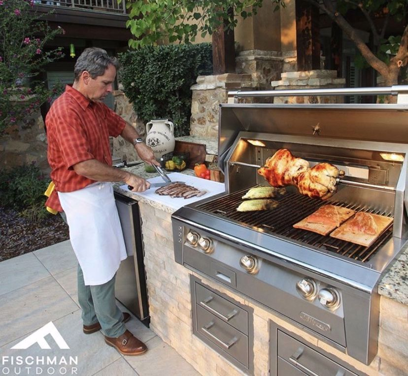 West Palm Beach Outdoor Grill In 2020 Custom Kitchen Outdoor Appliances
