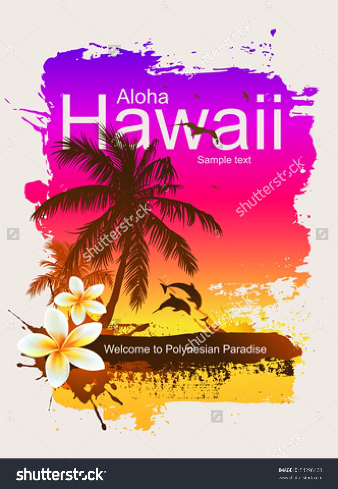 Hawaiian Flyer Wallpaper