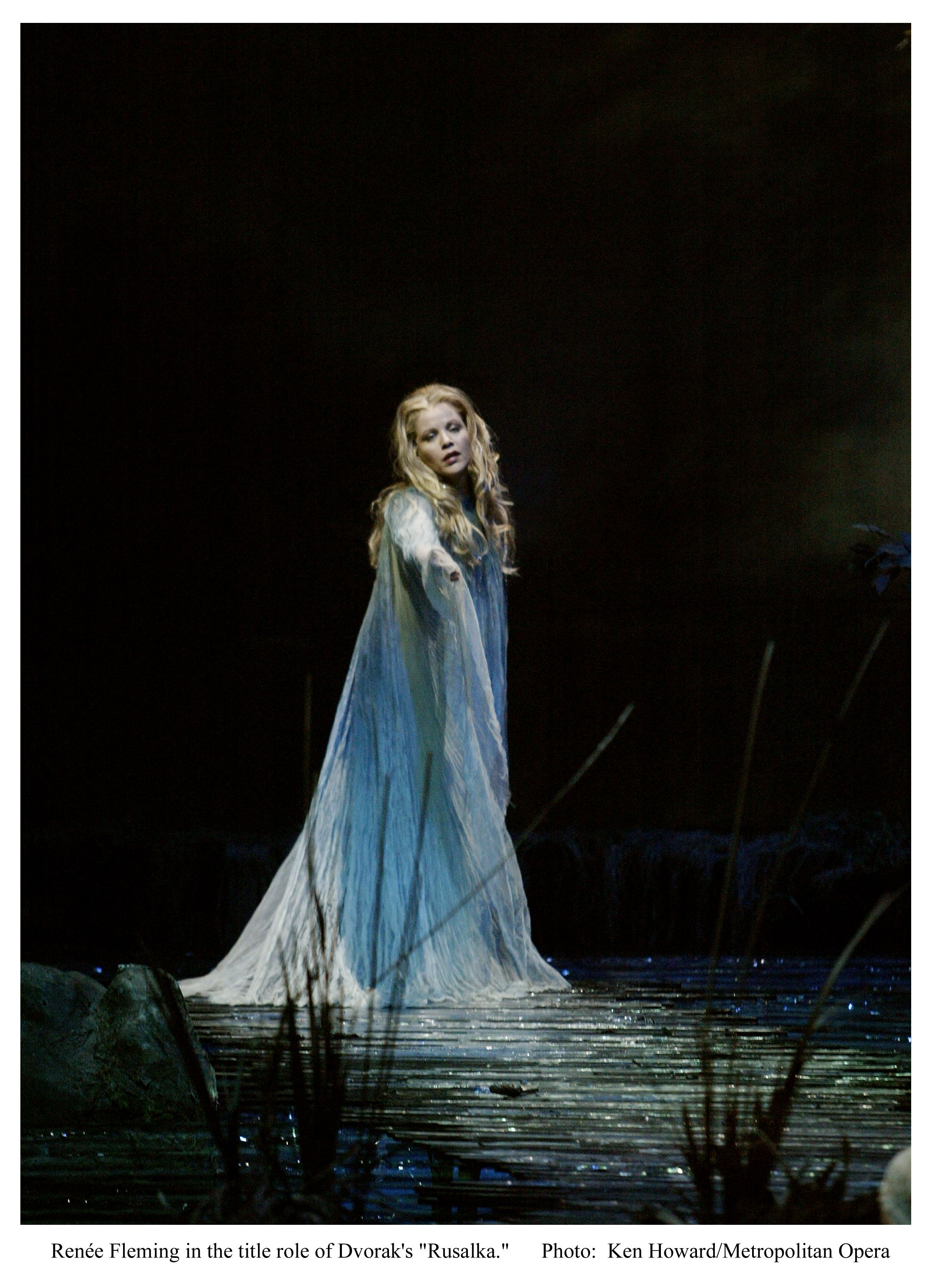 Rusalka. This is my favorite opera to sing and to watch. :)