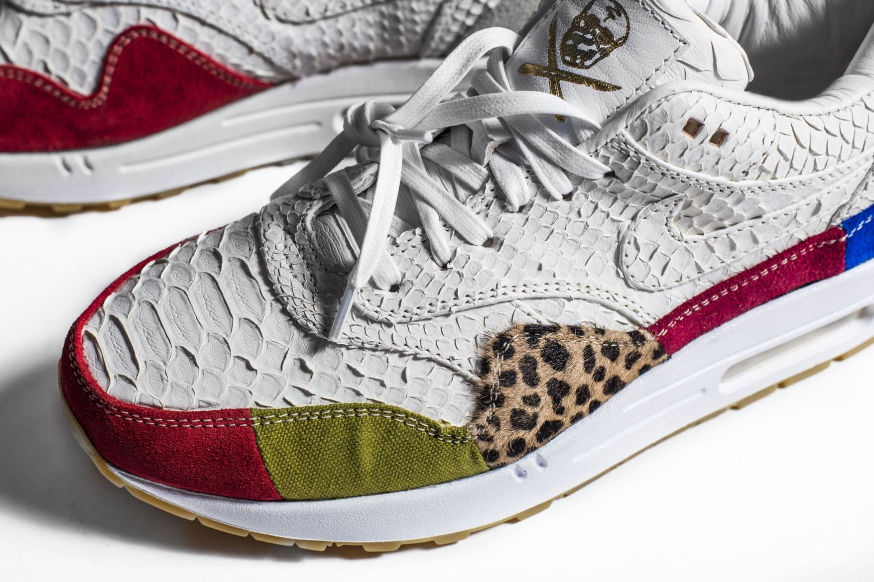 This Air Max 1 Is Customizable with Patches | Sole Collector