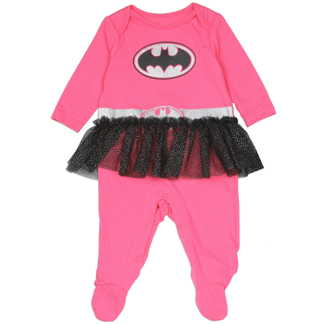 Batgirl Newborn Baby S Costume Sleeper Baby Ideas Baby