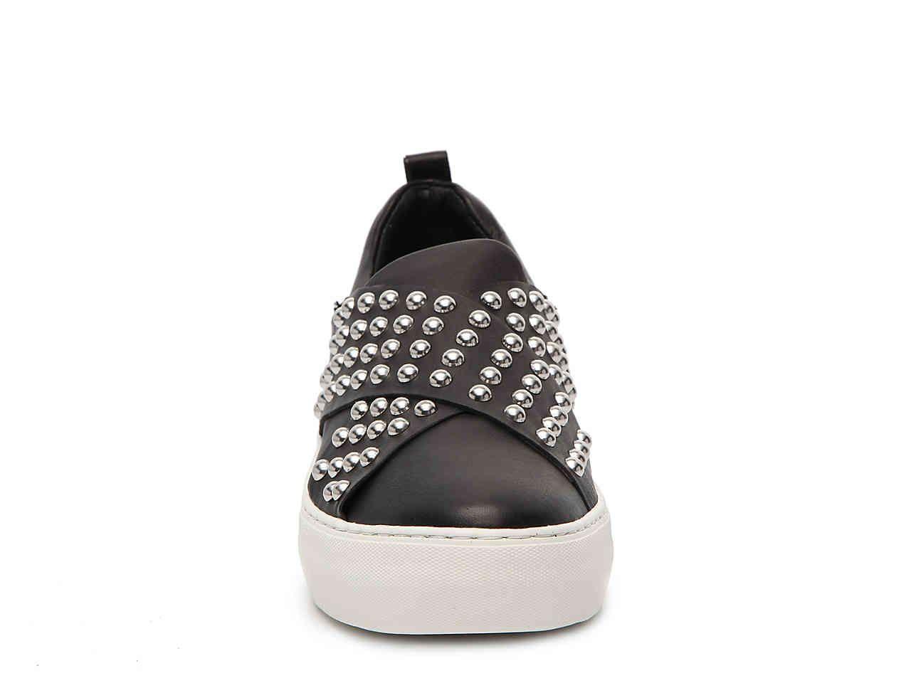 J Slides Arley Platform Slip-On Sneaker