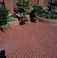 Outdoor Flooring Tiles red wood decking tile designs for porch decorating and outdoor patios Brick Floor Tile Inc Brick Flooring Tiles For Indoor And Outdoor