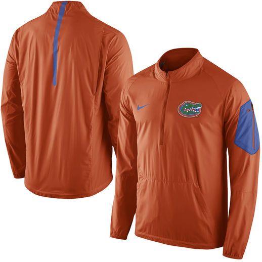 nike florida gators orange football coaches sideline half. Black Bedroom Furniture Sets. Home Design Ideas
