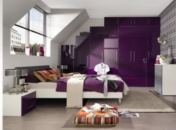 Möbelplus welle mobel plus 5 a spectrum of high gloss coloured wardrobes