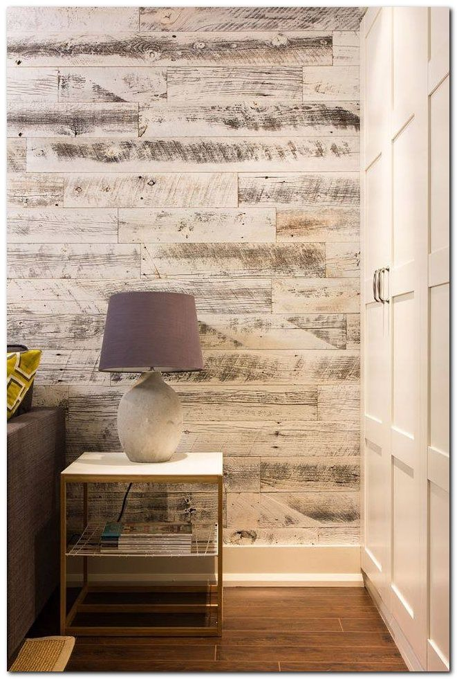 Diy Laminate Flooring On Walls And 30 Inspirations The Urban