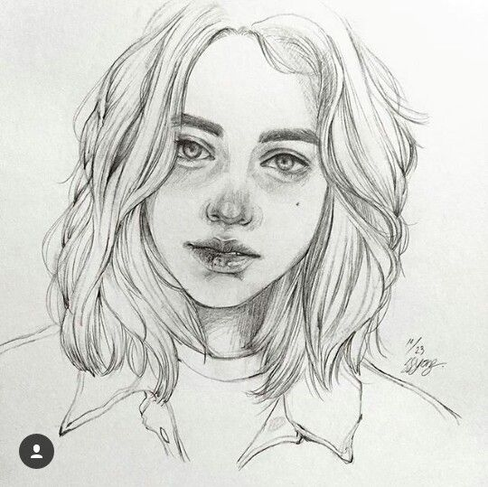 Line Drawing Portrait Tumblr : List of synonyms and antonyms the word dibujos realistas