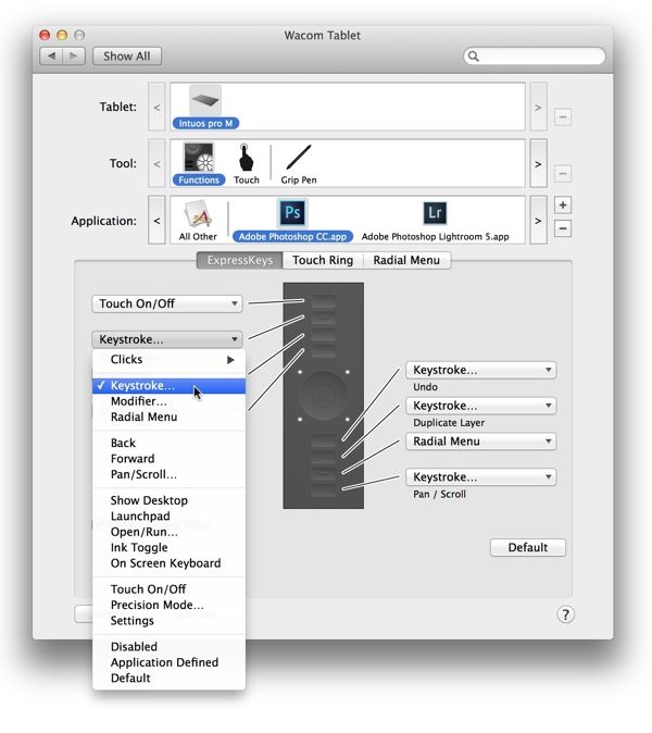 Wacom Tablet Settings to Improve Workflow in Photoshop