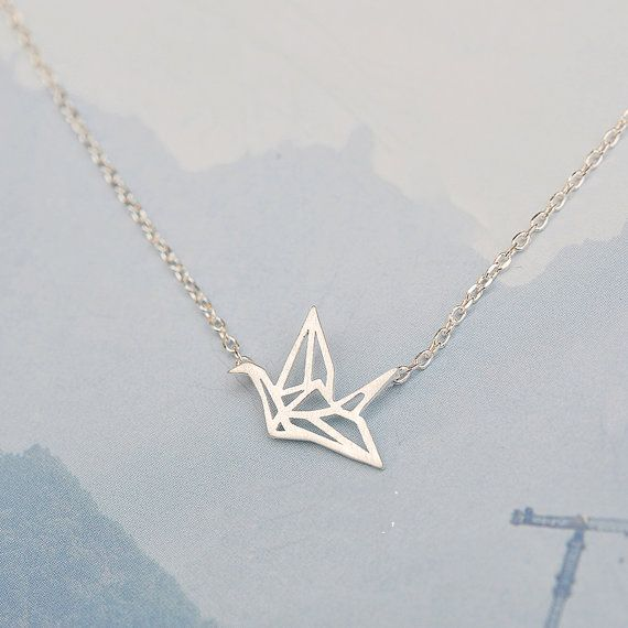 Hey, I found this really awesome Etsy listing at https://www.etsy.com/listing/230681756/925-sterling-silver-paper-crane-necklace