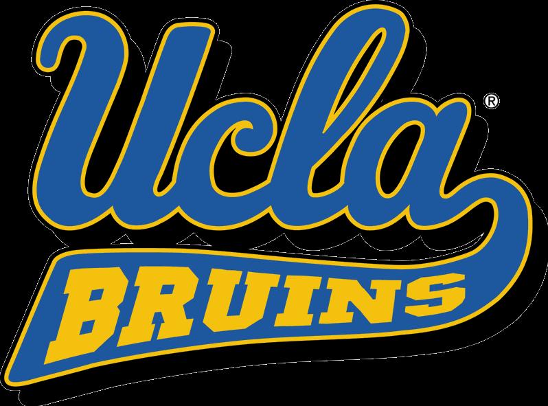 UCLA Logo | College football logos, Ucla bruins logo, Ucla bruins basketball
