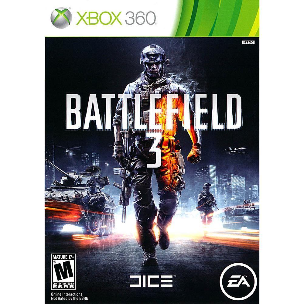 Microsoft Battlefield 3 Xbox 360 Xbox Xbox 360 Battlefield 3