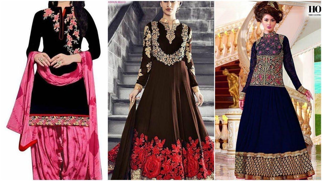 New Modern Dress Design Ideas For Ladies Fashion Trends Stuff Pakistani Dress Design Stylish Dresses Pakistani Dresses