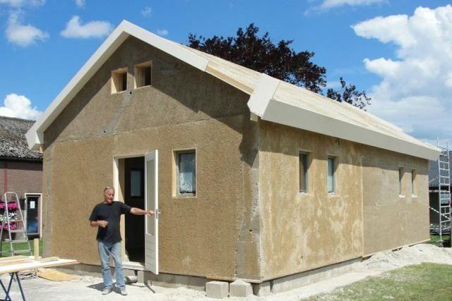 Green Building Material Hempcrete Could Catch On In U S Green Building Materials Green Building Building Materials