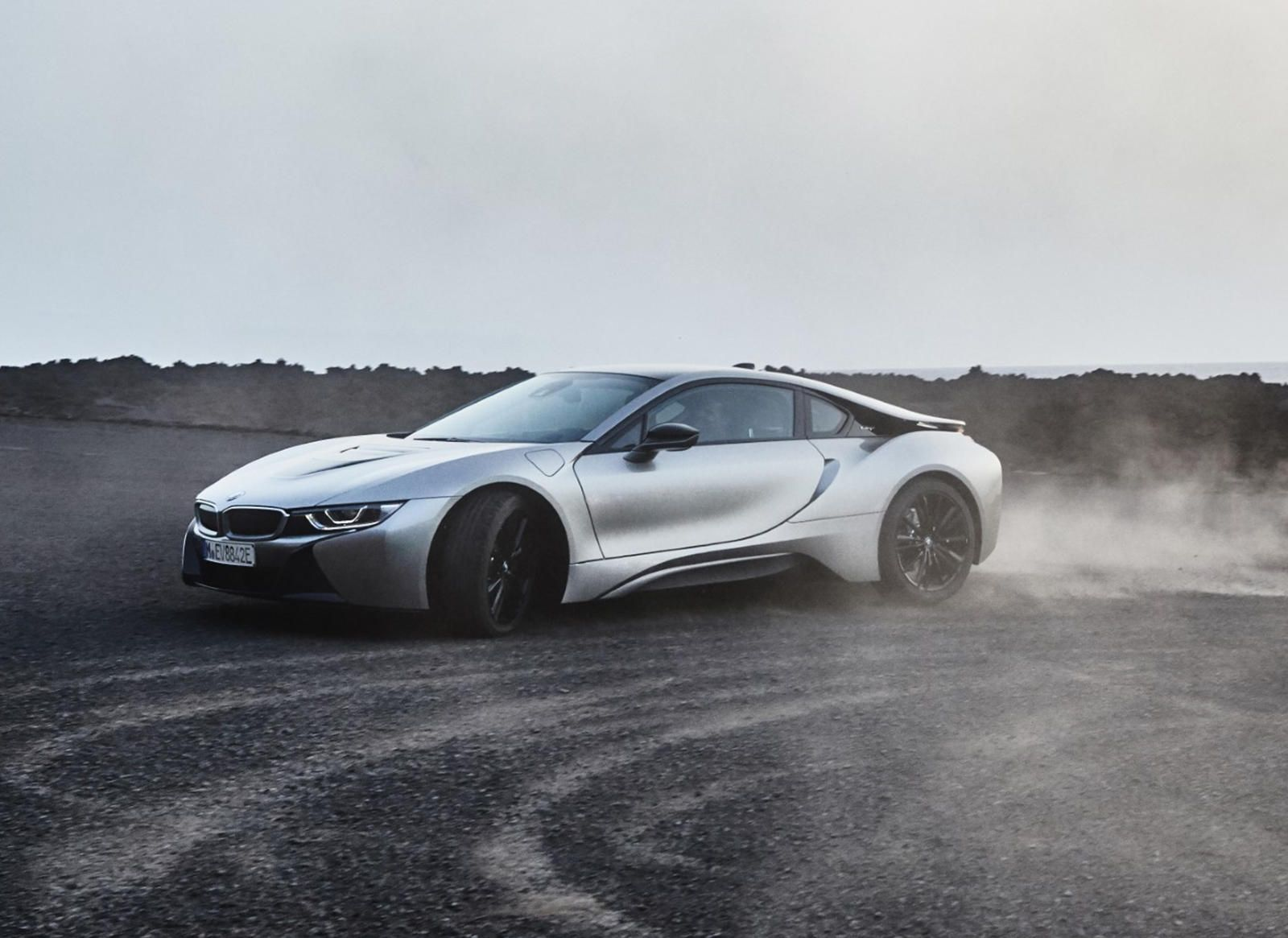 It's Finally Time To Say Goodbye To The BMW i8. The hybrid