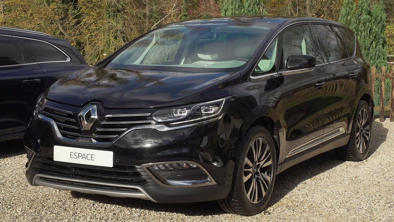 2019 Renault Espace