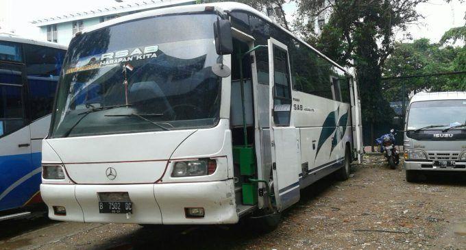 Cerita Pemilik Bus Angkutan Karyawan Rs Harapan Kita