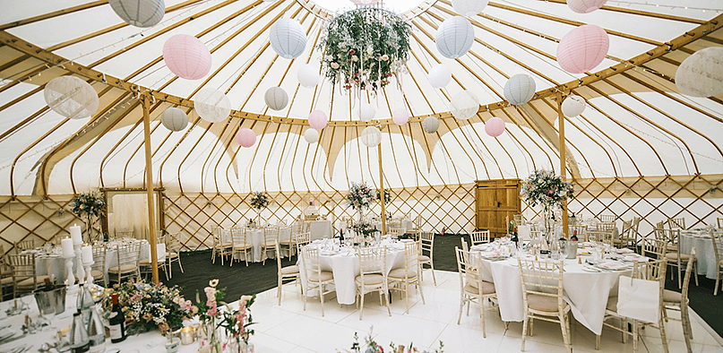 Yorkshire Yurts Marquee And Tent Hire North Yorkshire The
