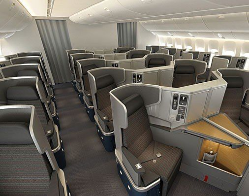 The Pros And Cons Of American Airlines S New First Class And Business Class Business Class Seats Business Class Business Class Flight