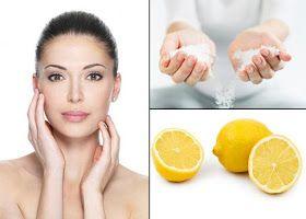 La Salud Es Primero Salud Humana Todo Sobre La Salud Y Su Cura Rapida Sin Dolor Mascarilla Para Quitar Espinillas Puntos Neg Good Skin Lemon Scrub Face Skin