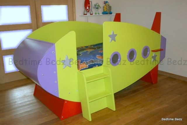 Rocket Theme Spaceship Bunk Bed Designer 14 Amusing Spaceship Bunk