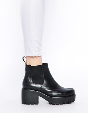 Bild 4 von Vagabond – Dioon – Chelsea-Ankle Boots aus Leder   I M SO ... 7fb02824c2