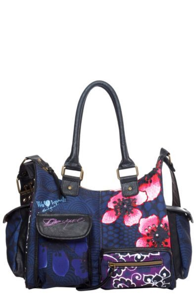 best quality buying new the cheapest Desigual Women's London Flores David bag. Our classic London ...