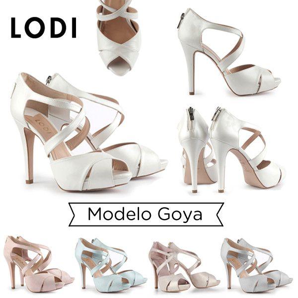 b5723cfc1a84 Zapatos de novia LODI. Made in Spain - Wedsiting Blog, tu web de ...