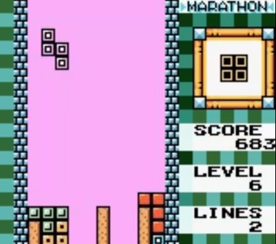 Tetris DX for Gameboy Color (don't settle for substitute