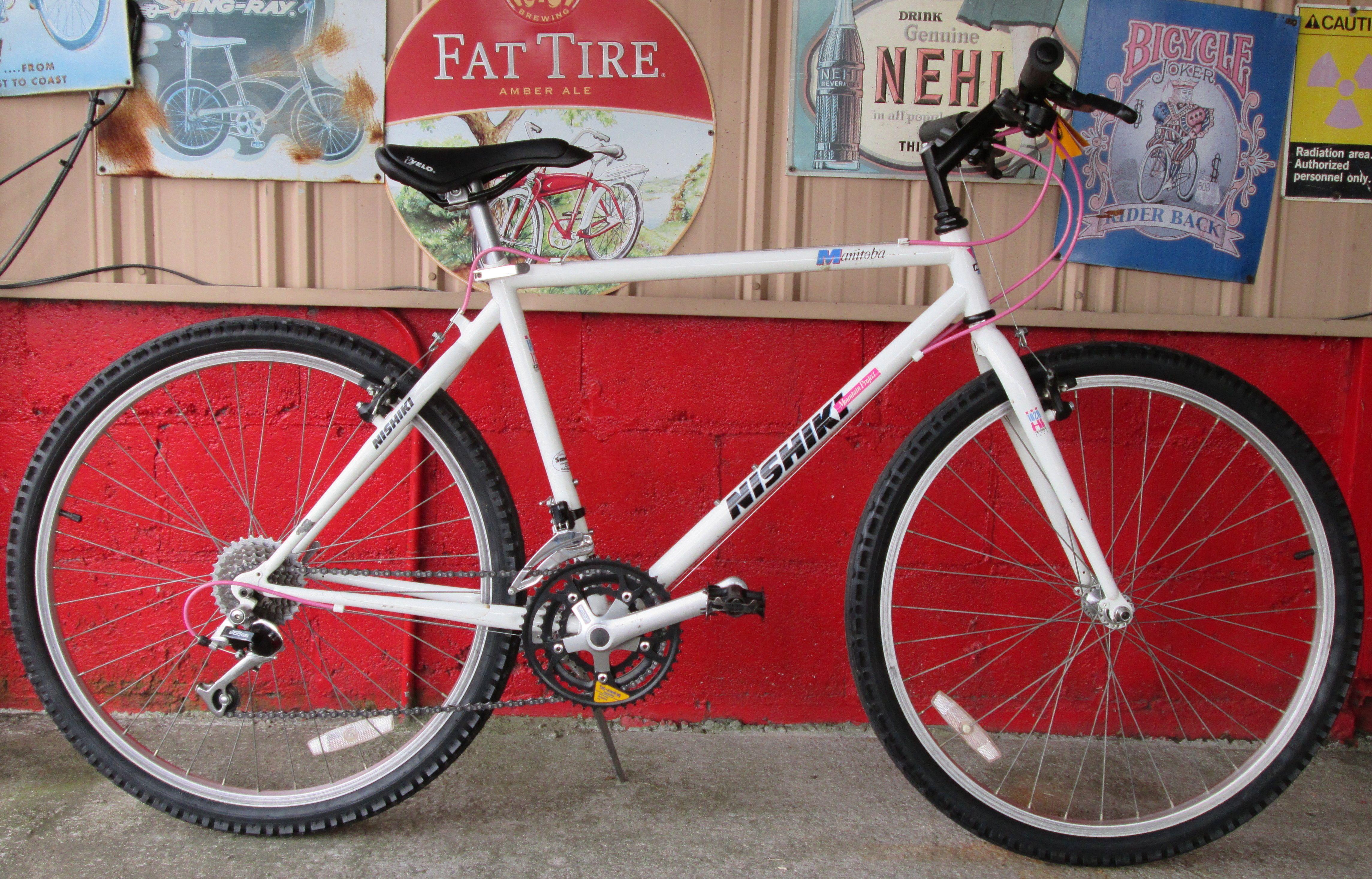 Nishiki Manitoba Vintage Bikes Bike Durable