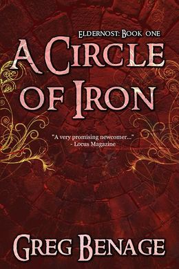 A Circle of Iron (Eldernost: Book 1)
