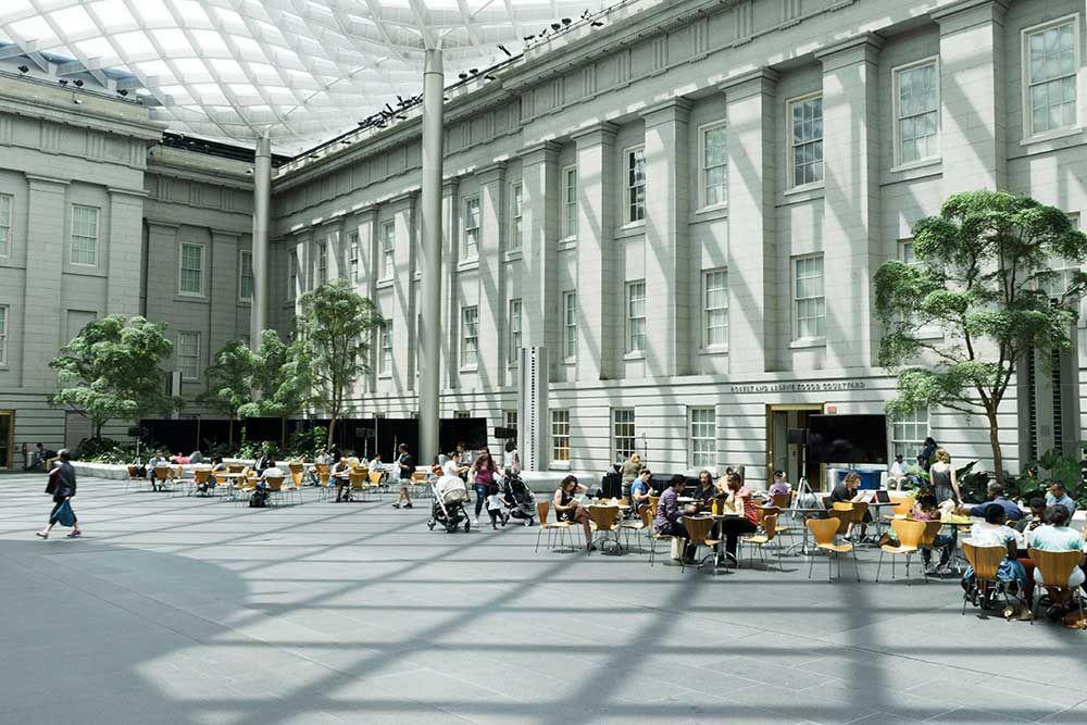 Kogod Courtyard National Portrait Gallery National Portrait Gallery Visiting Washington Dc Gallery