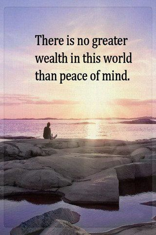 Peace Of Mind Iphone Wallpaper Mobile Wallpaper Peace Of Mind