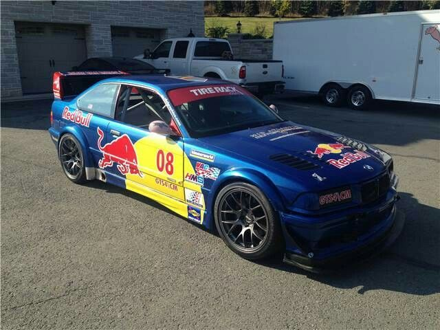 E36 M3 Race Car Rolling Chassis Nasa Gts3 4 Bmw Cm Scca Ite