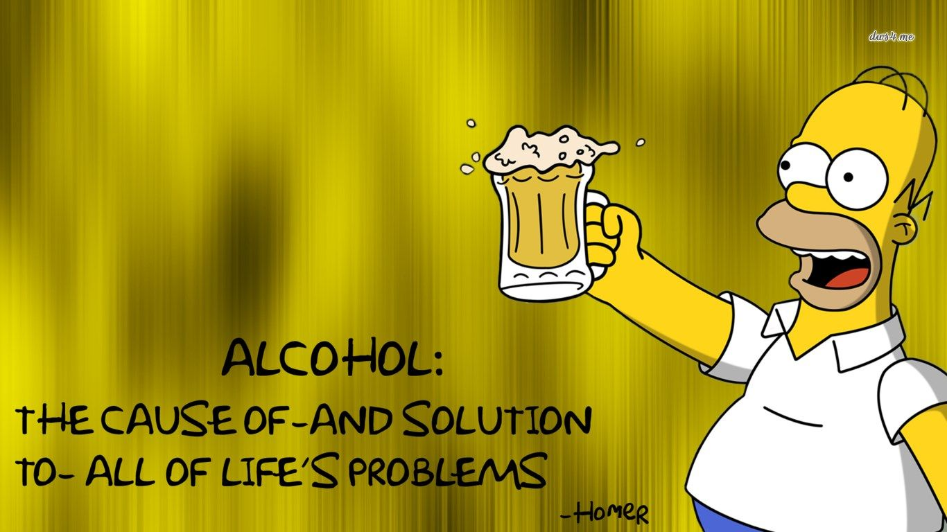 The Simpsons Wallpapers For Mac Desktop River Holiday 1366x768