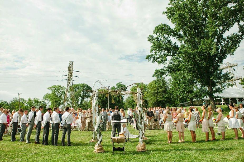 Mission Heights Farm Cincinnati Weddings Outdoor Venue