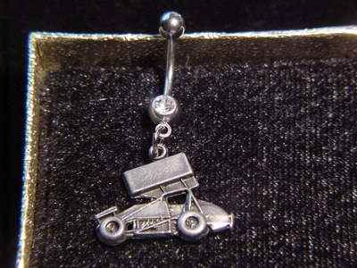Sprint car belly ring. I gotta have it!