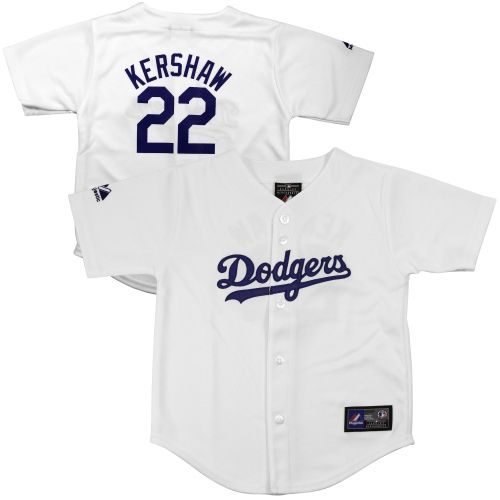 Majestic Clayton Kershaw L A Dodgers Toddler Player