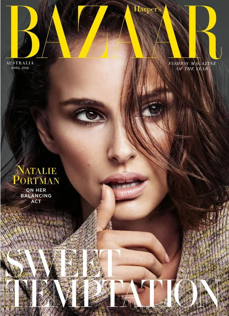 Harper's Bazaar Australia Back Issue April 2016 (Digital) -   22 beauty Editorial harpers bazaar ideas