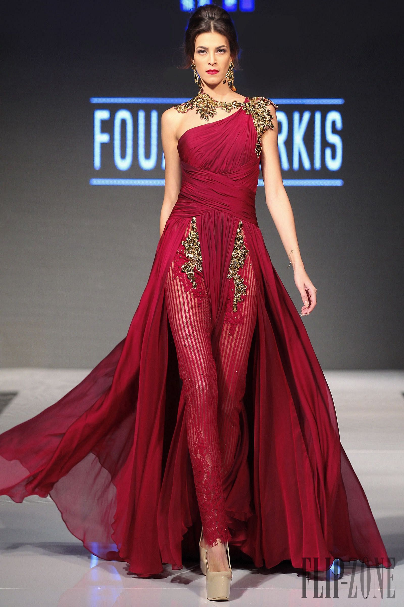 afa769a4a5f Fouad Sarkis Spring-summer 2016 - Ready-to-Wear in 2019