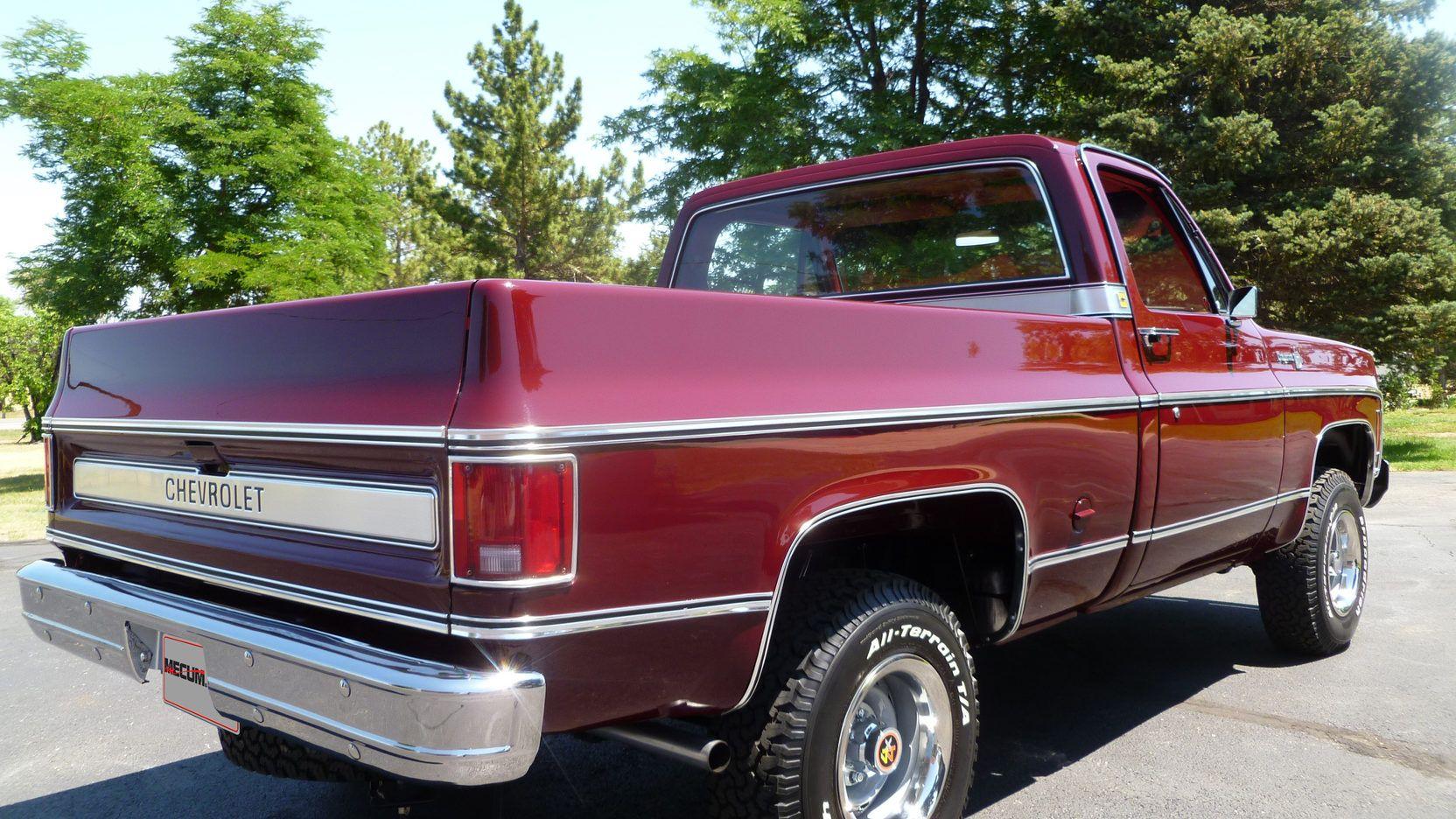 All Chevy chevy cheyenne c10 : 1978 Chevrolet Cheyenne C10 Pickup - 2 - Print Image | Chevy ...