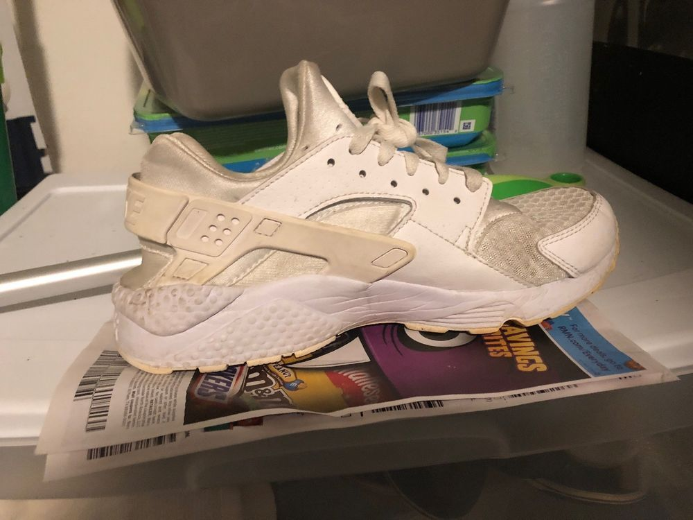 hot sale online 2860b c0d34 Nike Air Huarache Ultra (819685-002) Men s Shoes - White 9.5  fashion   clothing  shoes  accessories  mensshoes  athleticshoes (ebay link)