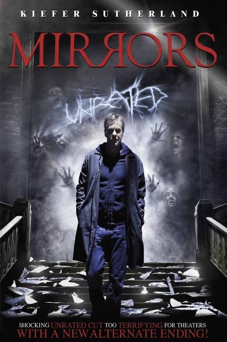 Mirrors 2008 movie review movie horror and films for Mirror horror movie