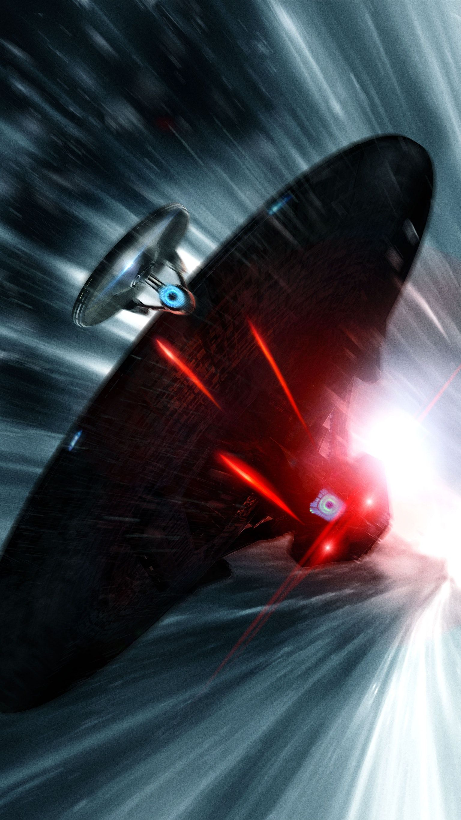 Star Trek Into Darkness (2013) Phone Wallpaper Star trek