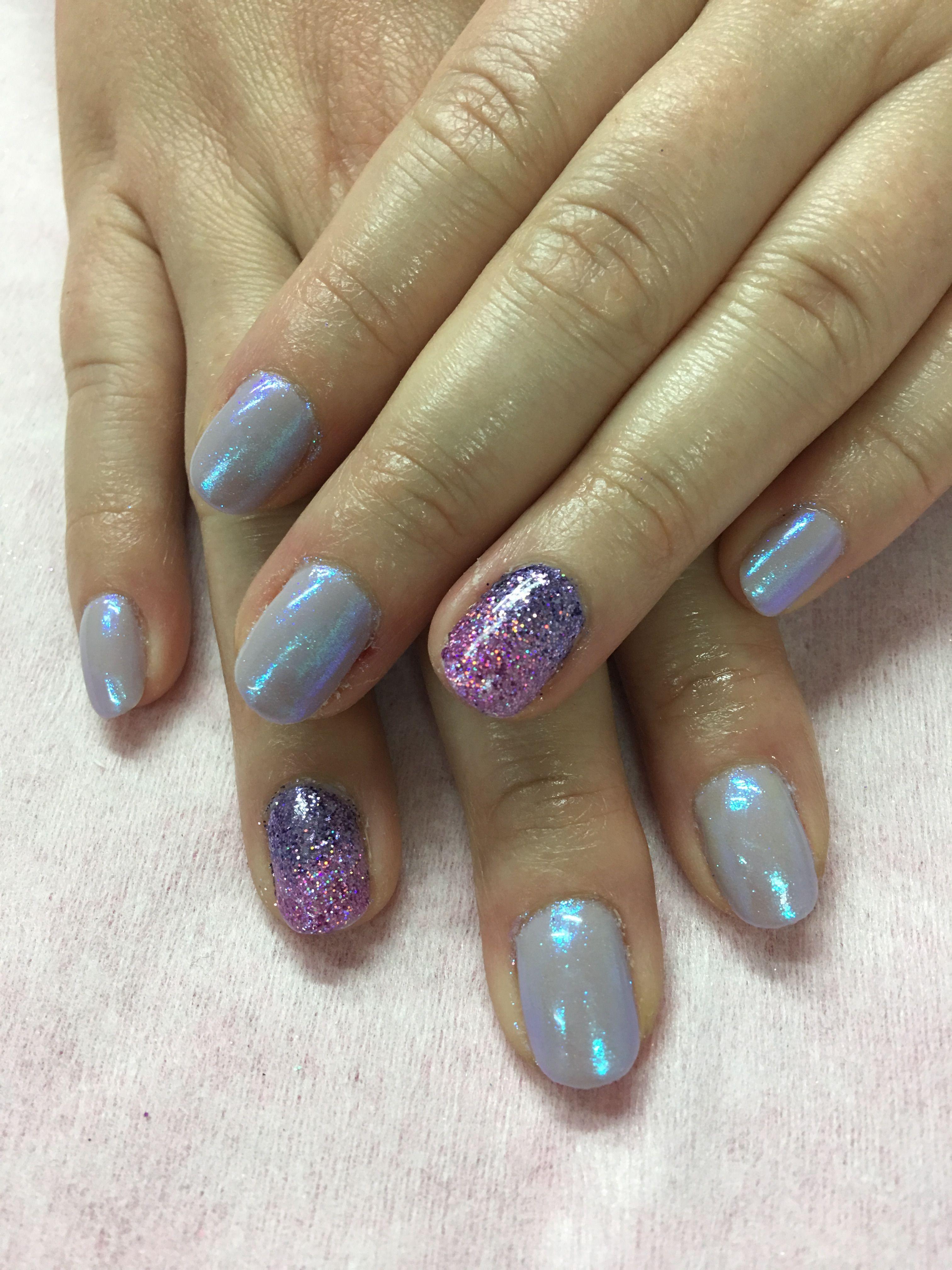 black sparkle gel nail polish   best nail designs 2018