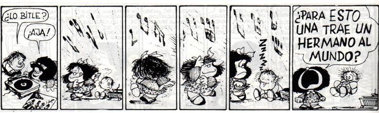Mafalda y Guille   Mafalda, Mafalda quino, Humor grafico