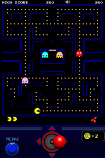 Acting like Pacman. When IT and Business chase each other