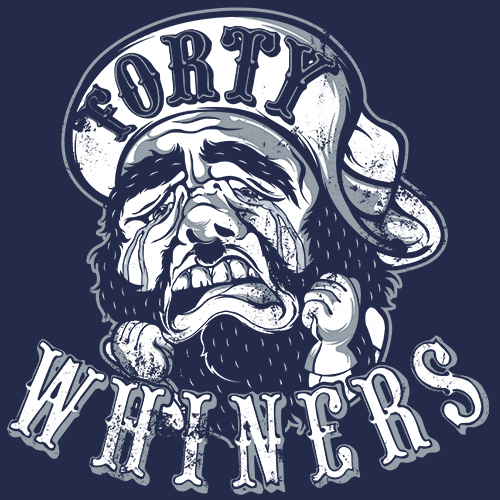 Forty Whiners - Dallas Football T Shirt