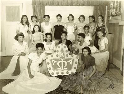 Vintage Images of Alpha Kappa Alpha – Black Southern Belle