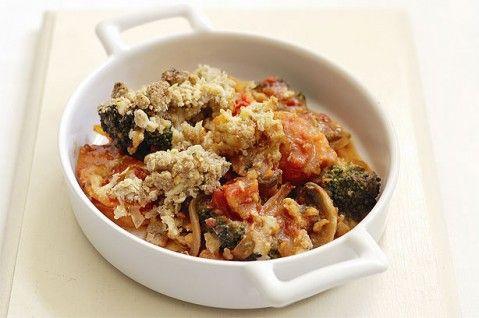 Vegetable crunch recipe - goodtoknow