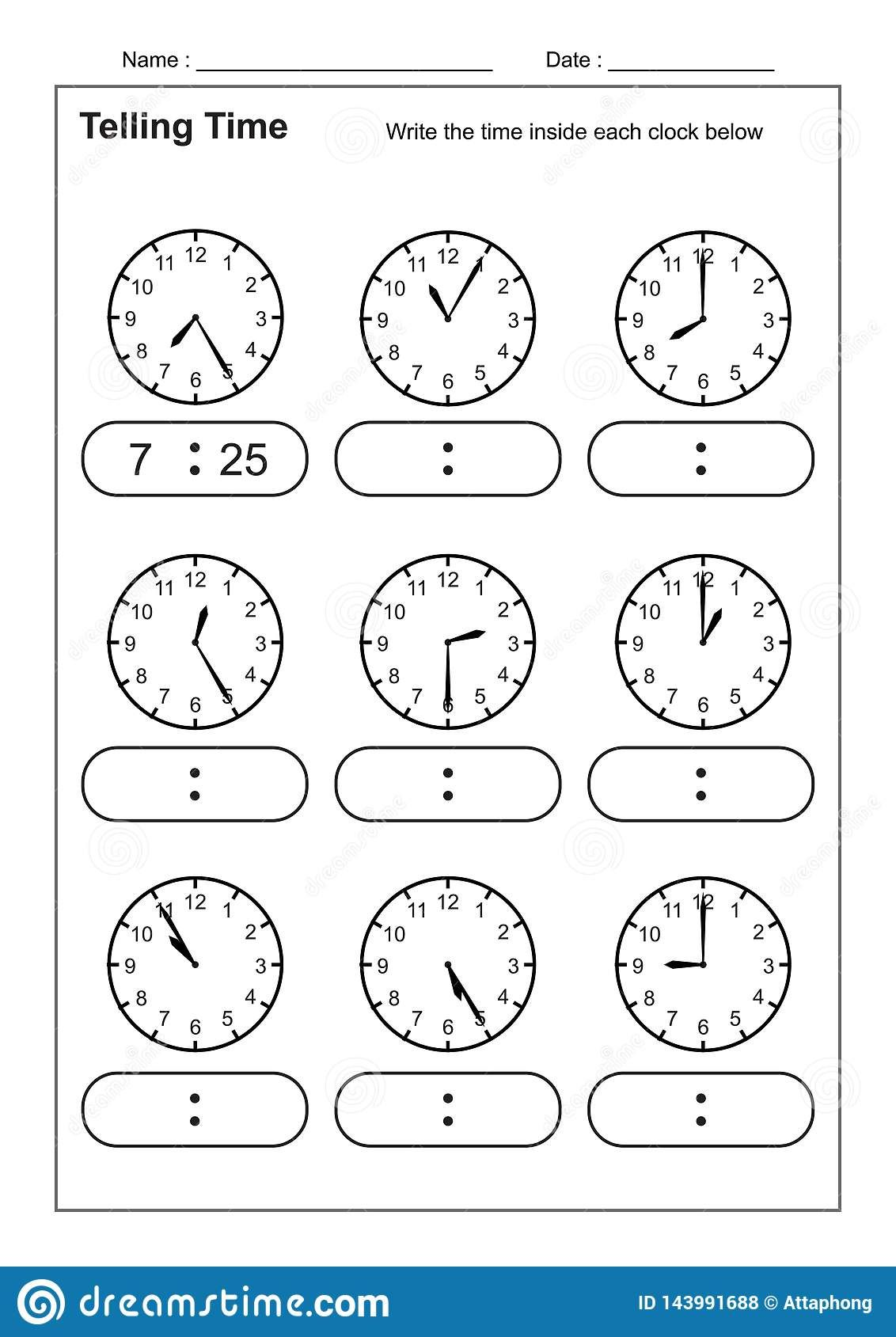 Free Elapsed Time Worksheets Pictures